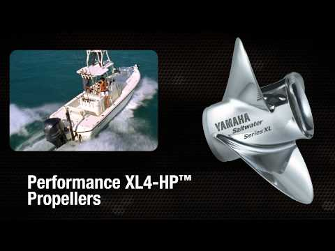 Performance XL4-HP propellers