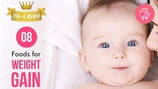 8 baby weight gain foods  babygogo