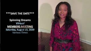 Spinning Dreams - Virtual Member Meeting