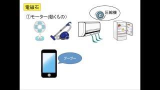 電磁石は、どこで使われているか。 メルマガ(無料)http://science-labo...