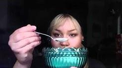 Keittiökosmetiikkaa: huulten kuorinta