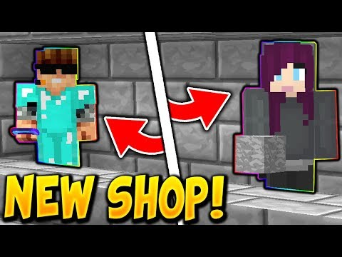 THIS PLAYER SHOP WILL MAKE US RICH $$$!   SKYBOUNDS #34 (Minecraft SKYBLOCK SMP Season 3)