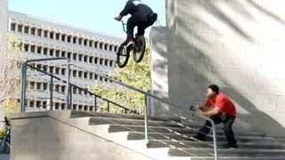 CULT BMX - TALK IS CHEAP ( FULL DVD )(The Cult Crew puts it down for their follow up to