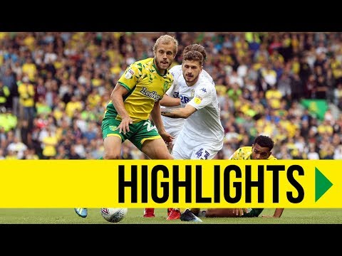 HIGHLIGHTS: Norwich City 0-3 Leeds United