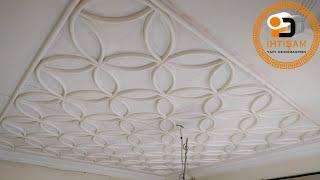 Asmatavan modelleri alçıpan dekor asma tavan dekorasyon tv ünitesi alçı tavan süslemeleri gergitavan