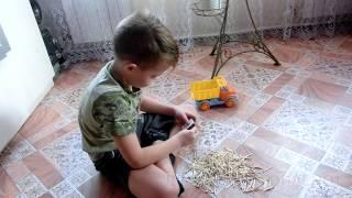 Социальный ролик МЧС Детская шалость с огнем - причина пожара