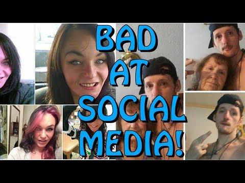 You're Bad at Social Media! #51