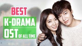 Лучшие ОСТЫ из ДОРАМ ♥ Топ незабываемых саундтреков в корейских сериалах (по моему мнению)