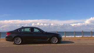 BMW 5er: Eigentlich ein kleiner 7er - Vorfahrt | auto motor und sport
