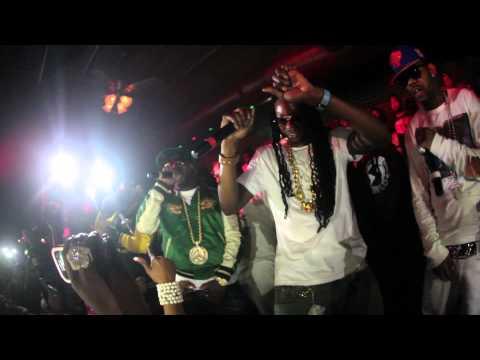 2Chainz & Young Jeezy Goes HAM @ KoKoPellis In Shreveport La, For DJ Bay Bay  Bash
