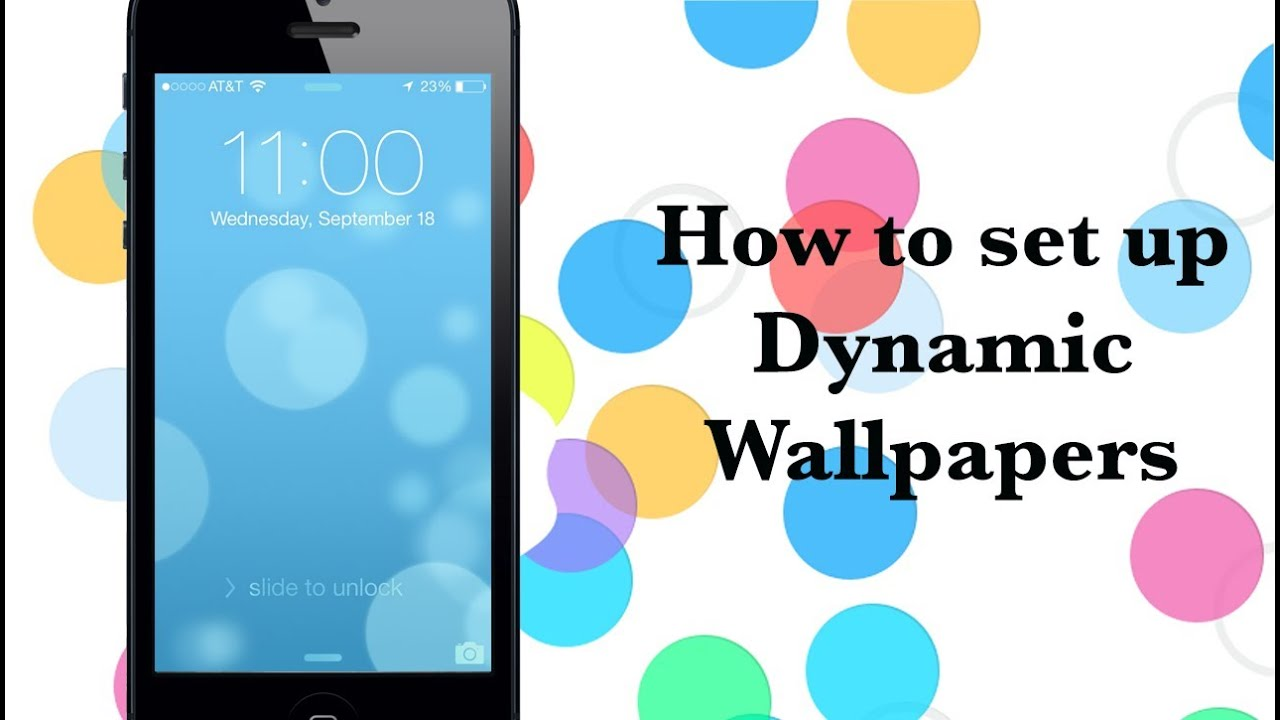 Ios Dynamic Wallpaper 66 Images: IOS 7: How To Set Up Dynamic Wallpapers