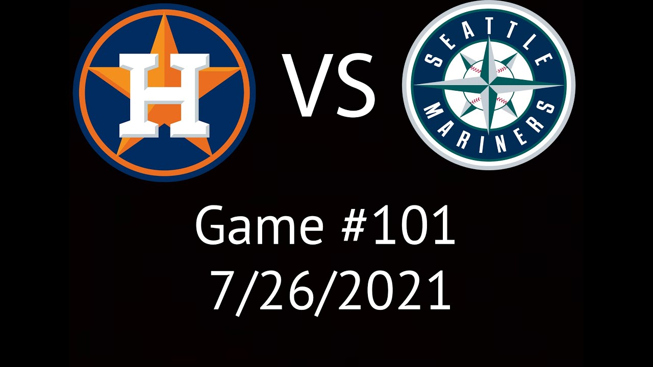 Download Astros VS Mariners  Condensed Game Highlights 7/26/21