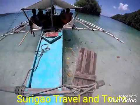 Surigao Travel and Tours at Dinagat Islands