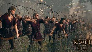 Total War: ROME II - Hijas de Marte Unit Pack