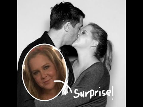 Amy Schumer & Chef Chris Fischer Are Reportedly Married After Just Months Of Dating!