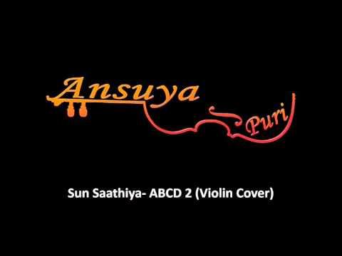 Sun Saathiya (Violin Cover)