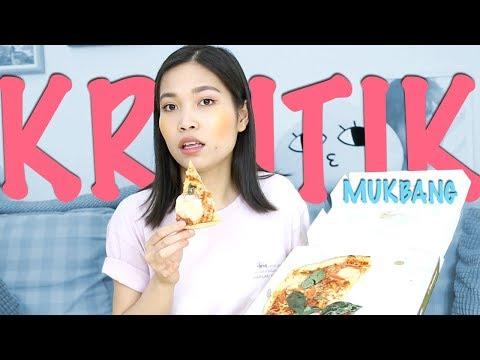 Sorry für meine clickgeilen Videos ... | Mukbang w/ Pizza