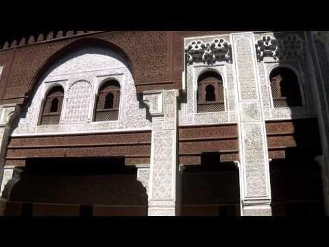 Medersa Bou Inania à Meknès
