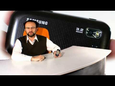 ZDNet.de - Dual-SIM-Handy mit Touchscreen: Samsung B5722