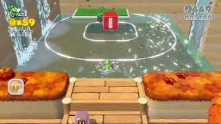 Super Mario 3D World Playthrough Part 3