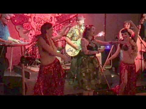 The Hula Girls  / Happy Birthday To Brandy / Karman Bar - Laguna Niguel ,CA / 7/29/17