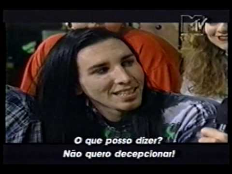Marilyn Manson in a TV Show (When he was not a Rockstar)