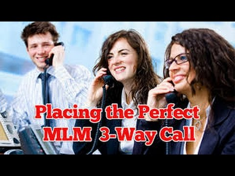 Day #16 of 30 Video Challenge For My MLM Company International Silver Network: 3 Way Calls
