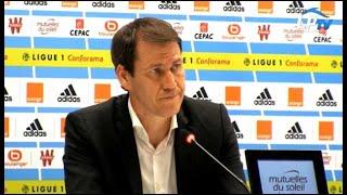 Les derniers mots de Garcia après OM-Amiens (2-1)