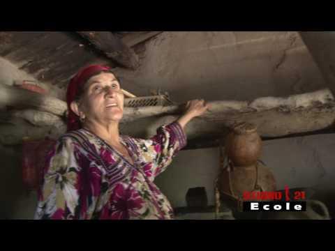 Visite d'une vielle maison kabyle- village sahel