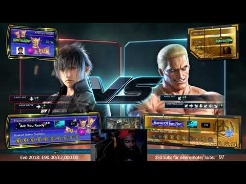 41 Win STREAK! Noctis Ranked Matches - TEKKEN 7