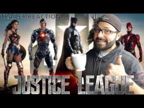 "Thumbnail: Justice League: ""Official Heroes"" - Trailer Reaction & Review 