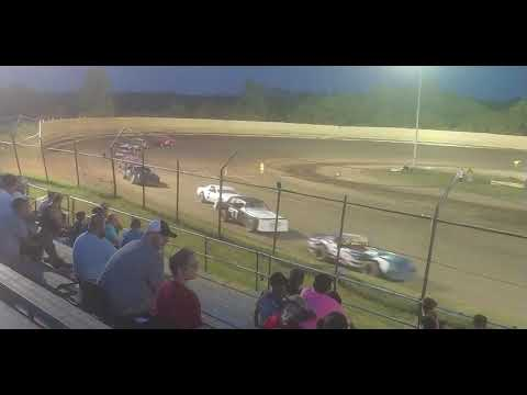 Creek County Speedway Factory Stock Heat 2