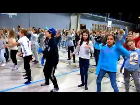 BlimE-dansen 2016 - Naustdal barne- og ungdomsskule