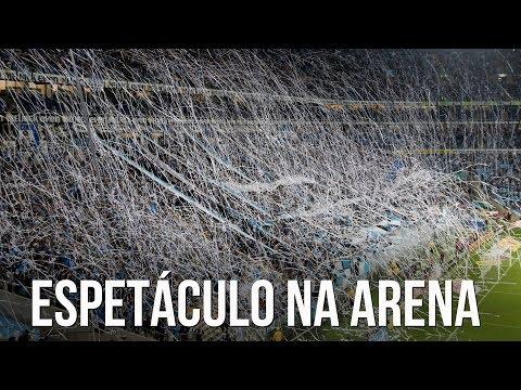 Recebimento - Grêmio x Cruzeiro - Copa do Brasil 2017