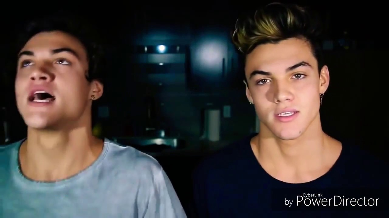 Ethan And Grayson Dolan Arguing With Meredith