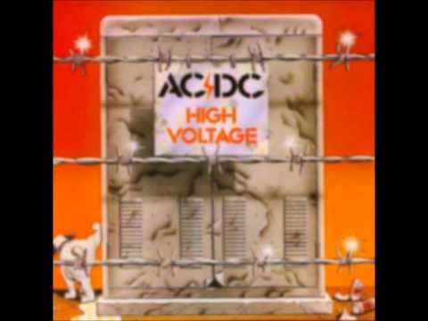 AC DC Love Song (High Voltage Australia 1975) HD quality