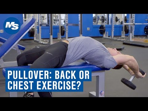 Dumbbell Pullover: Chest or Back Exercise?