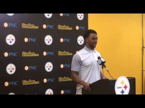 Steelers safety Sean Davis wins Joe Greene Great Performance Award