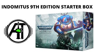 Indomitus Review - New 9th Edition Starter Set / Launch Box Fully Revealed - Warhammer 40k Necrons