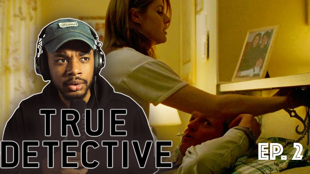 Download FILMMAKER REACTS to TRUE DETECTIVE Season 1 Episode 2: Seeing Things