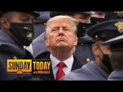 Trump Criticizes Supreme Court, AG Barr Over Legal Issues | Sunday TODAY