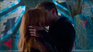 Clary and Jace's First Kiss Scene HD (Shadowhunters) [1x07]