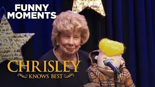 Chrisley Knows Best | Nanny Faye's Todd Puppet Steals The Show | Funny Moments | Season 7 Episode 8