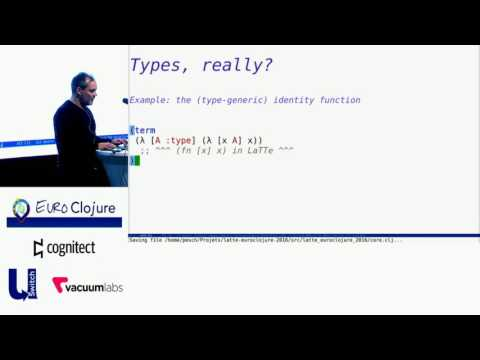Live-Coding Mathematics Your First Clojure Proof