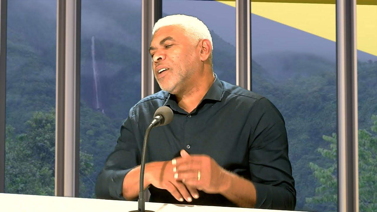 Eric CORIOLAN est l'invité d'ETV dans l'émission Raphaëlle est là ! (partie 1)