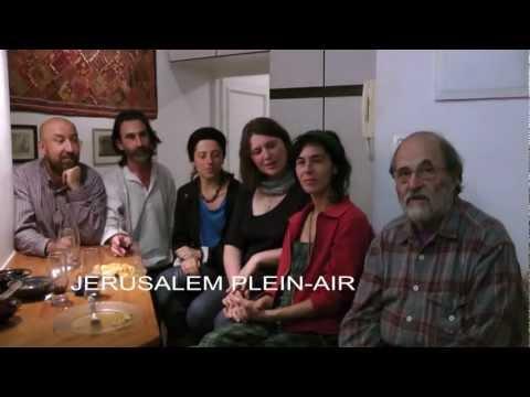Jerusalem Plein-Air on art-in-process.com
