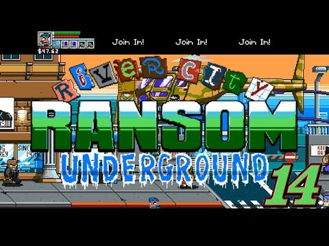 Helicopter Dudes! - River City Ransom: Underground #14 |