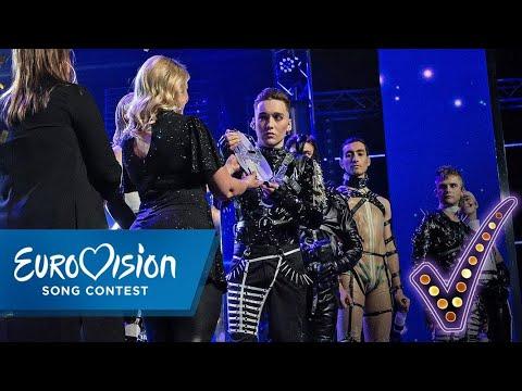 "Songcheck: Hatari - ""Hatrið mun sigra"" - Island | Eurovision Song Contest"