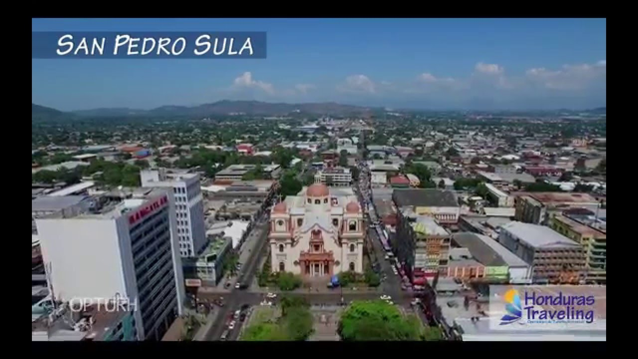 San Pedro Sula y Cortés  Honduras Traveling  YouTube