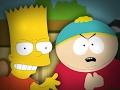 Bart Simpson vs Eric Cartman - Epic Cartoon Made Rap Battle Season 3